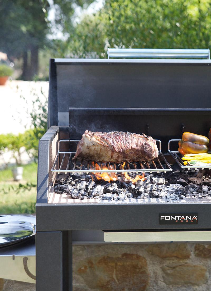 Barbecue a legna – Fontana Forni